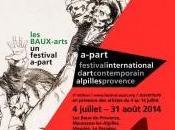 Baux-arts, UnFestival a-part 2014, édition Baux-de-Provence