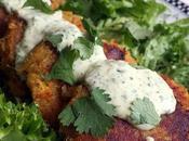 Healthy ftour chorba végétarienne, maakouda patate douce sauce tahiné-coriandre
