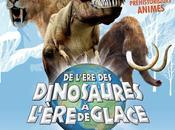 l'ère Dinosaures Glace