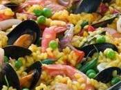 Recette Paella fruits