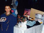 Michael Jackson Daniele Parisi, juin 1997