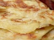 Msemmen Crêpes Feuilletées Marocaines
