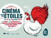 Cinéma sous étoiles juillet Place d'Ainay