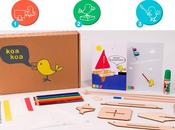 design activity boxes kids