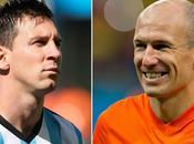 Messi Robben point commun: adidas Adizero F50!