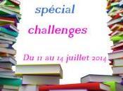 Marathon lecture spécial Challenges