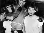 Michael Jackson Donna Ashlock, mars 1986