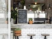 Adresses déco Style industriel récup pour restaurant design Melbourne