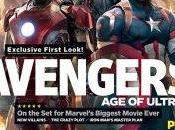 """Iron Man, Captain America Ultron s'affichent pour """"Avengers: Ultron""""!"""