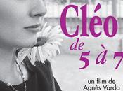 juillet 2014, cinéma Zola Cléo d'Agnès Varda