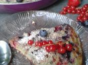 Pancake géant fruits d'été crépiau, crêpe gâteau poêle… choix)