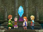 Soldes d'été Final Fantasy pour mobile
