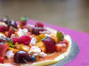 partez week-end sans gouter cette pancake pizza fruits