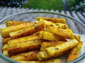 Bâtonnets polenta rôtis