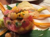 Tartare thon mangue exotico-boréal