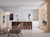 appartement moderne Saint-Pétersbourg
