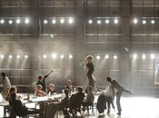 SALZBURGER FESTSPIELE 2014: THÉÂTRE LETZTEN TAGE MENSCHHEIT/LES DERNIERS JOURS L'HUMANITÉ Karl KRAUS AOÛT 2014 scène: Georg SCHMIEDLEITNER)
