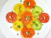 Collection tomates huile kumquat marjolaine