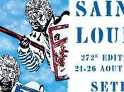 Sète Grands Spectacles gratuits Saint Louis 2014