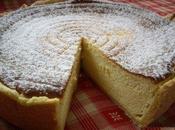 Tarte fromage blanc (recette maison)