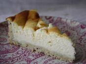 Tarte légère fromage blanc