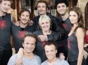 Fort Boyard avec Valérie Damidot, Amaury Leveaux, Artus, Alexandra Rosenfeld