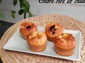 Muffins Mascarpone Abricot Chocolat