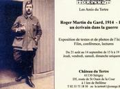 Roger Martin Gard 1914-1918, écrivain dans guerre