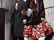 Campagne publicité Prada Femme automne hiver 2014-2015.