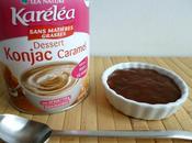 crème dessert diététique caramel konjac seulement calories (sans oeufs)