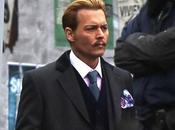 Johnny Depp sera moustachu pour Mortdecaï