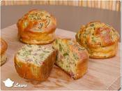 Cake haricots verts bacon