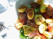 Salade italienne gnocchis