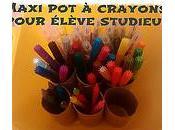 Maxi crayon