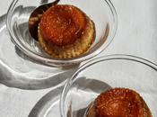 Mini-gâteaux abricots confits verveine