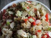 ~Taboulé quinoa fines herbes~