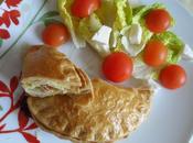 Chausson tomate ricotta