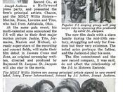 Isomin Cross Sons, film Jackson jamais jour