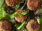 Falafels végétaux courgettes sarrasin