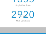 performances supposé iPhone dévoilées (benchmark)