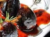 Brochettes figues caramélisées (recette Gordon Ramsay)