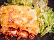 Lasagnes bolognaise: basique cuisine familiale