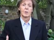 Paul McCartney veut convertir politiques végétarisme