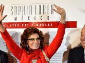 "Exposition ""Sophia Loren, hier, aujourd'hui demain"" Musée Soumaya Mexico"