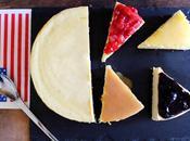 vrai cheesecake new-yorkais toppings
