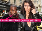 Kardashian têtes Kanye West fait royalement chier avec elle