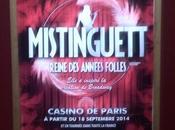 soir j'ai découvert #Mistinguett, spectacle musical avec #CarmenMariaVega (j'aime TELLEMENT cette fille!) passé bien belle soirée (j'en parle bientôt #blog) #SortiràParis