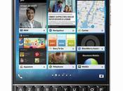 BlackBerry lance smartphone avec écran carré fonctionnalités innovantes