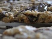 Cookies pépites chocolat, moelleux croustillants