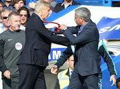 Arsenal Wenger regrette d'avoir bousculé Mourinho
